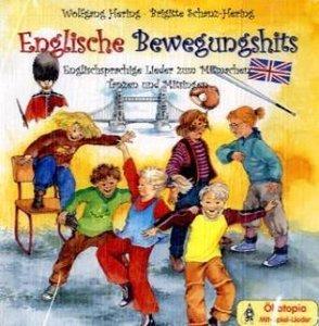 Englische Bewegungshits. CD