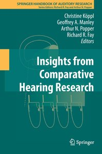 Insights from Comparative Hearing Research