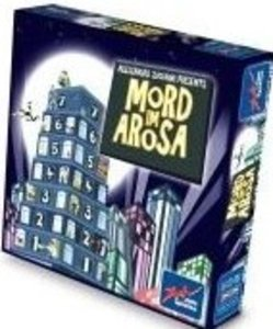 Mord im Arosa in Flachbox