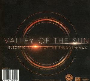 Electric Talons Of The Thunderhawk
