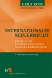 Betrieb und Steuer 5. Grundzüge des Internationalen Steuerrechts