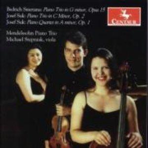 Tschechische Klaviertrios