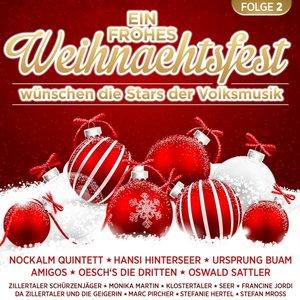 Ein frohes Weihnachtsfest wünsch.d.Stars d.VM 2
