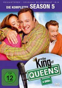 The King of Queens - Staffel 5 (16:9)