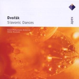 Slawische Tänze op.46 & 72