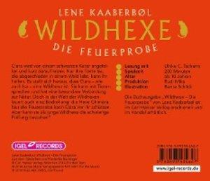 Wildhexe 01. Die Feuerprobe