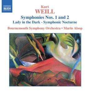 Sinfonien 1+2/Lady In The