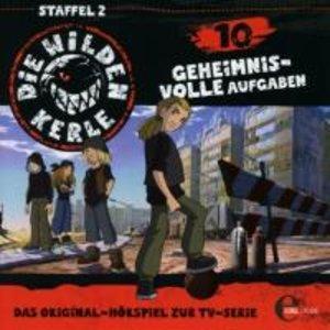 (10)Original HSP TV-Geheimnisvolle Aufgaben