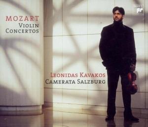 Violinkonzerte 1-5/Sinfonie 39