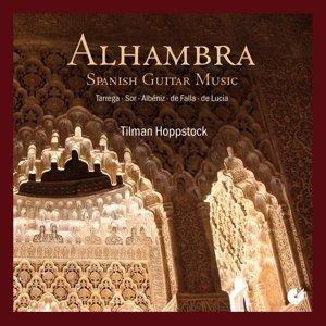 Alhambra - Spanische Gitarrenmusik
