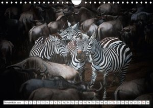 Emotional Moments: The great Migration UK Version (Wall Calendar