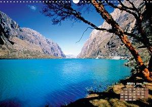 Perus Paradiese (Wandkalender 2016 DIN A3 quer)