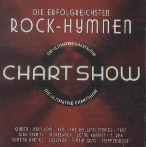 Die ultimative Chartshow - Rock Hymnen