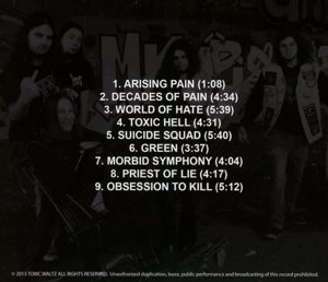 Decades Of Pain