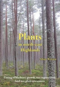 Plants in north-east Highlands