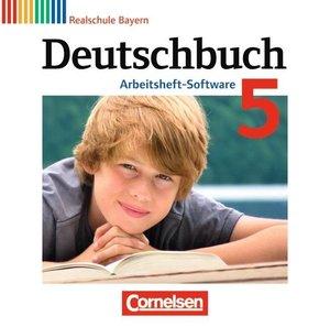 Deutschbuch 5. Jahrgangsstufe. Übungs-CD-ROM zum Arbeitsheft. Re
