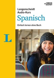 Langenscheidt Audio-Kurs Spanisch - Audio-CDs mit Begleitheft