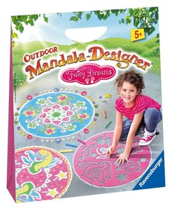 Ravensburger 297818 - Fairy Dreams, Mandala