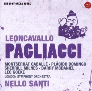 I Pagliacci (Der Bajazzo)-Sony Opera House