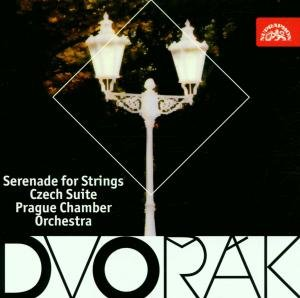 Serenade For Strings/Czech Suite