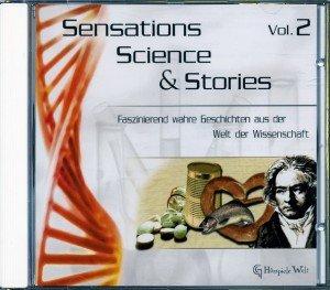 Sensations Science & Stories Vol.2