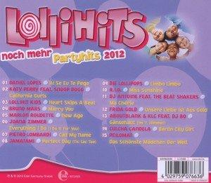 Lollihits-2012 Noch Mehr Partyhits