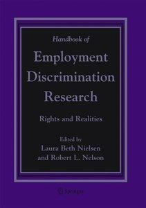 Handbook of Employment Discrimination Research