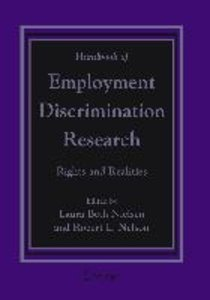 Handbook of Employment Discrimination Research
