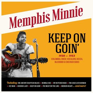 Keep On Goin\' (Limited 180g Vinyl)