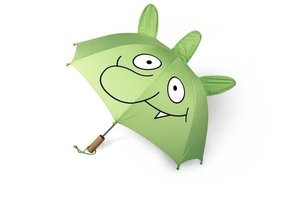 Die Olchis Regenschirm