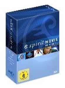Spirit Movie DVD Box