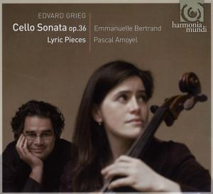 Cellosonate op.36/Lyrische Stücke