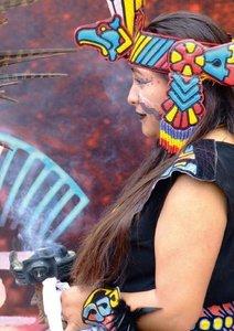 Pok Ta Pok, das Ballspiel der Mayas (Posterbuch DIN A3 hoch)