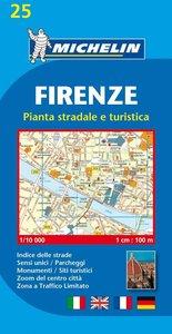 Firenze 1 : 10 000 Stadtplan