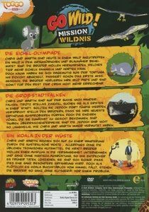 Go Wild! - Mission Wildnis 07. Ein Koala in der Wüste
