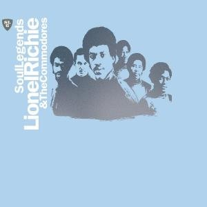 Soul Legends-Lionel Richie & The Commodores