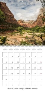 Fascinating Southwest of the USA (Wall Calendar 2016 300 × 300 m