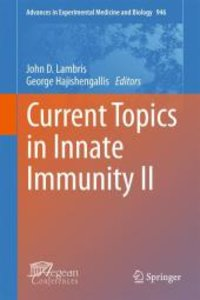 Current Topics in Innate Immunity II