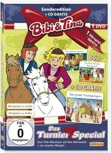 Sp.DVD 2 Filme unf.Rennen/Teamspr.+CD (426157)