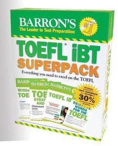 TOEFL iBTSuperpack