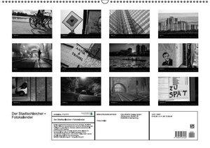 Der Stadtschleicher (Wandkalender 2016 DIN A2 quer)