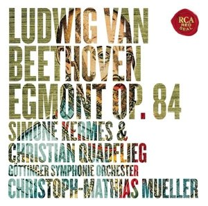 Beethoven: Egmont,Op. 84 & Ah perfido!,Op. 65