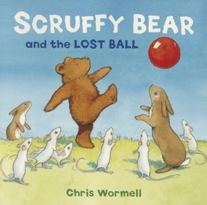 Scruffy Bear and the Lost Ball