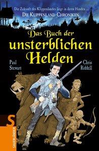 Klippenland-Band 10: Das Buch der unsterblichen Helden