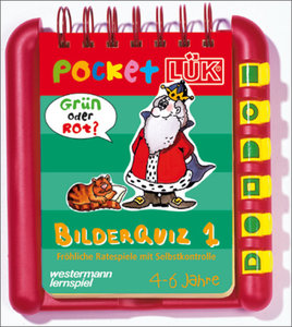 LÜK pocket. Bilderquiz 1
