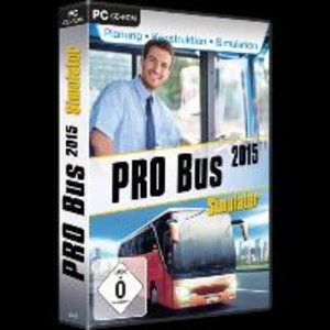 Pro Bus Simulator 2015. Für Windows 8.1, Windows 8, Windows 7, X