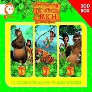 Das Dschungelbuch Hörspielbox 01