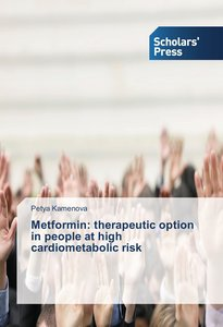 Metformin: therapeutic option in people at high cardiometabolic