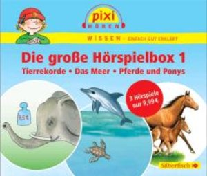 Pixi Wissen: Die große Hörspielbox 1