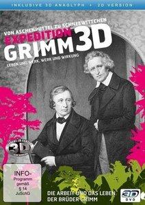 Expedition Grimm 3D - Von Aschenputtel zu Schneewittchen (2D +